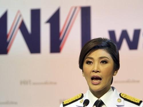 Việc làm đầu tiên của Nữ Thủ tướng Thái Lan - 1