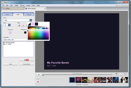10 tính năng Picasa có thể bạn chưa biết - 1