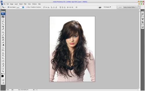 Tách hình ảnh phức tạp 1 cách đơn giản trong Photoshop - 1
