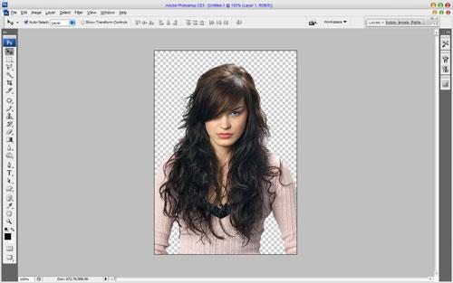 Tách hình ảnh phức tạp 1 cách đơn giản trong Photoshop - 4