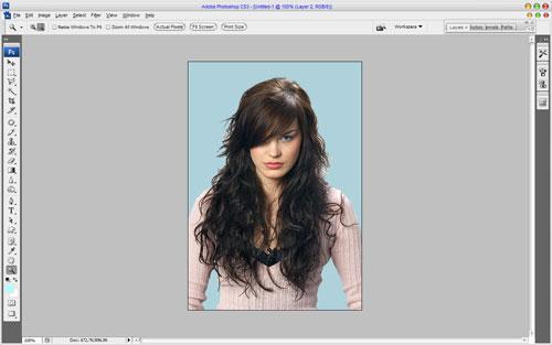 Tách hình ảnh phức tạp 1 cách đơn giản trong Photoshop - 5