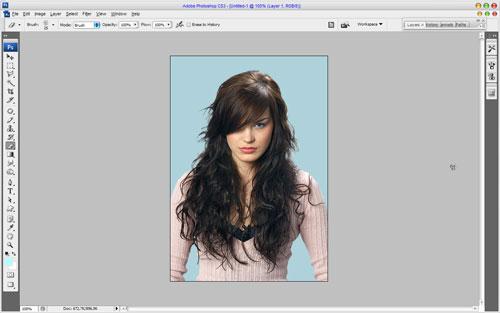 Tách hình ảnh phức tạp 1 cách đơn giản trong Photoshop - 7