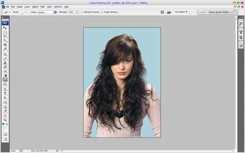 Tách hình ảnh phức tạp 1 cách đơn giản trong Photoshop - 8