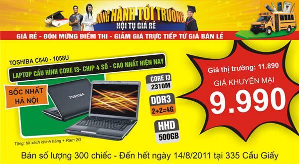 "Laptop Core I3 – ""chip 4 số"" giá rẻ bất ngờ - 2"