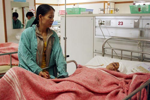 """Tai nạn ở Huế: """"Sống lại"""" sau khi """"mất"""" - 2"""