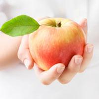 Dùng táo để giảm mập thế nào?