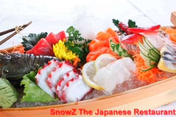 Snowz – Món Nhật hấp dẫn, không gian sang trọng - 4