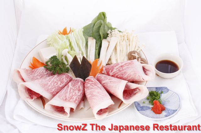 Snowz – Món Nhật hấp dẫn, không gian sang trọng - 7