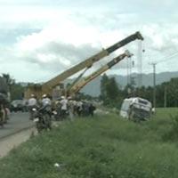 Khánh Hòa: 2 vụ tai nạn nghiêm trọng trong 1 ngày