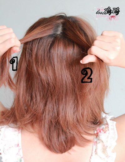 Điệu với 2 cách tết tóc mới - 16