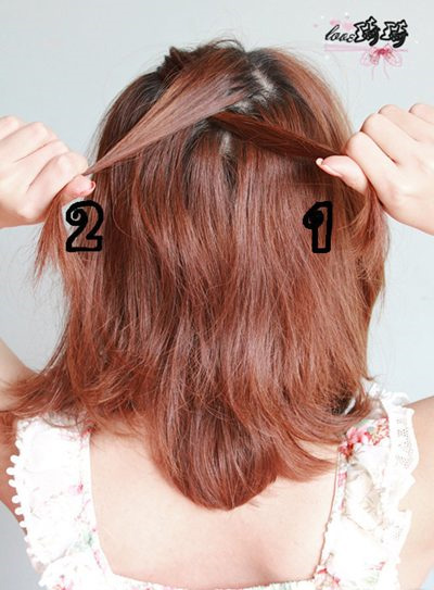 Điệu với 2 cách tết tóc mới - 17