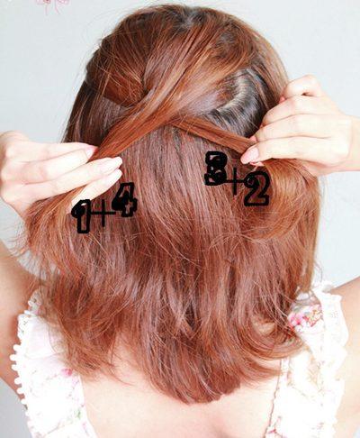 Điệu với 2 cách tết tóc mới - 19
