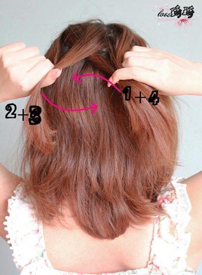 Điệu với 2 cách tết tóc mới - 20