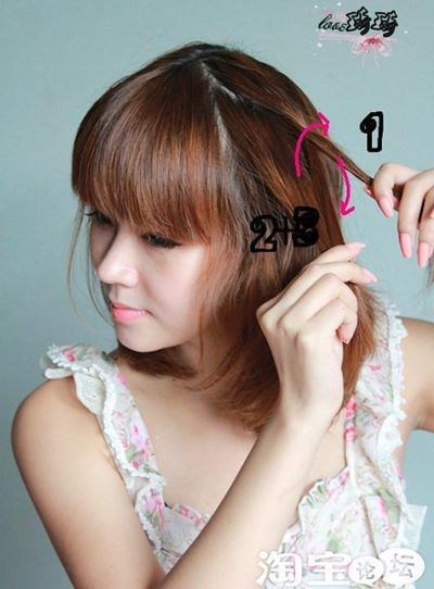 Điệu với 2 cách tết tóc mới - 4