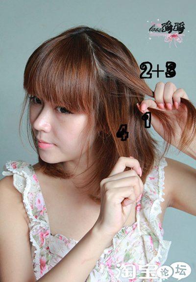 Điệu với 2 cách tết tóc mới - 5