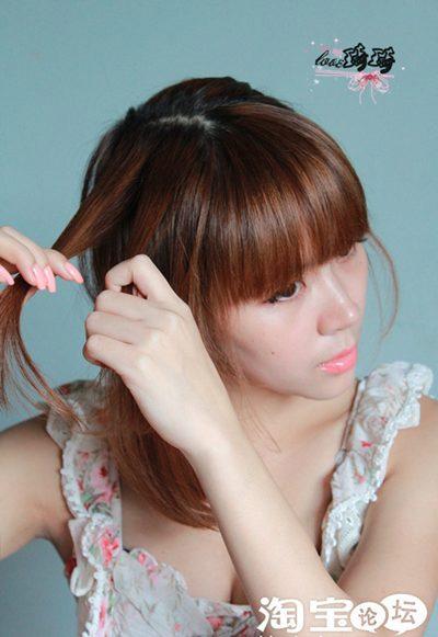 Điệu với 2 cách tết tóc mới - 8