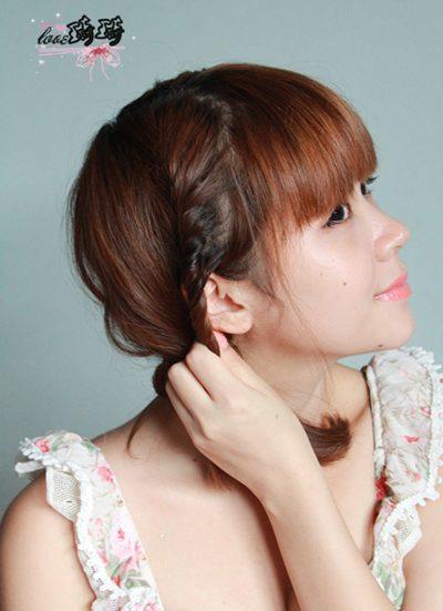 Điệu với 2 cách tết tóc mới - 9