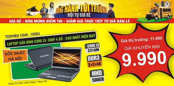 """Hết """"veo"""" 300 chiếc laptop trong vài ngày vì giá hấp dẫn, Công nghệ thông tin,"""