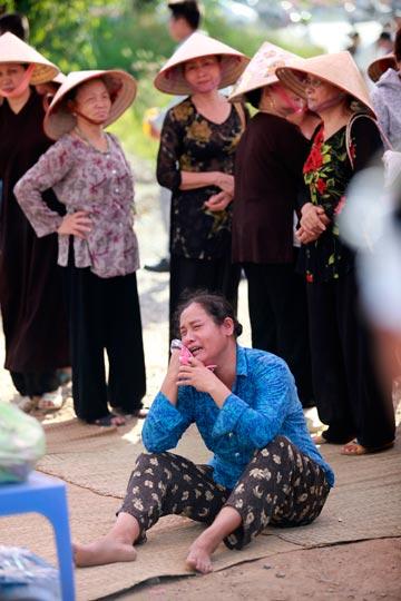 Bốn trẻ em chết đuối tại công trường - 4