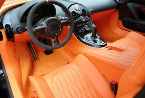 Bugatti Veyron Super Sport đắt nhất thế giới - 5