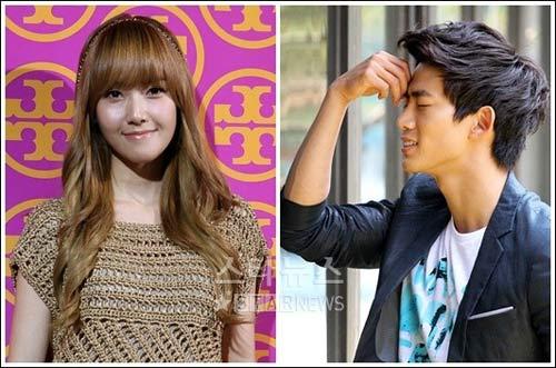 Thành viên 2PM và SNSD lại thân mật - 1