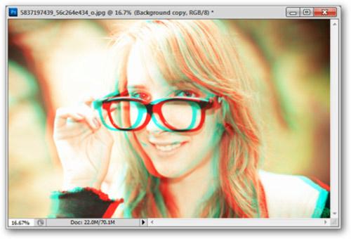 Tự tạo hình 3D bằng Photoshop - 10