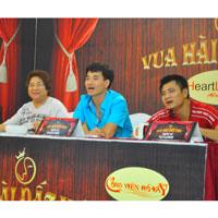 Kết quả vòng loại Vua Hài Đất Việt 2011