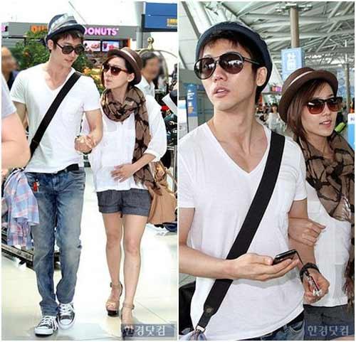 Lee Min Ho lại toả sáng tại sân bay - 12