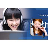 Chương trình học Tiếng Anh online one one one miễn phí