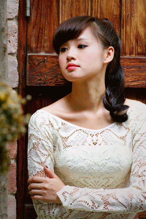 Sao Việt xấu đẹp cùng vải ren - 12