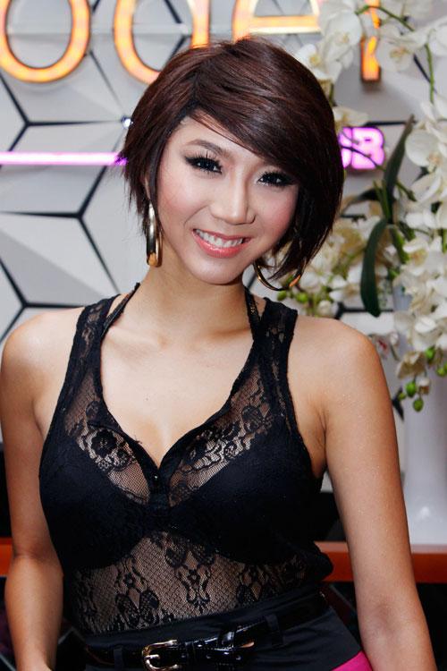Sao Việt xấu đẹp cùng vải ren - 6