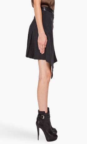 Công sở khoe chân thon với váy quấn - 13