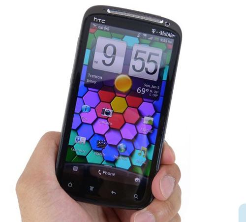 5 smartphone tốt nhất tháng 8/2011 - 3