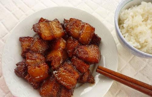 Đượm vị thịt kho nước cốt dừa - 11