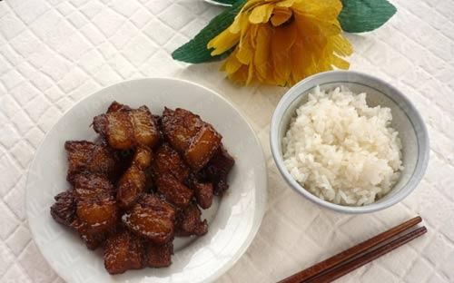 Đượm vị thịt kho nước cốt dừa - 12