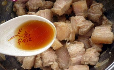 Đượm vị thịt kho nước cốt dừa - 7