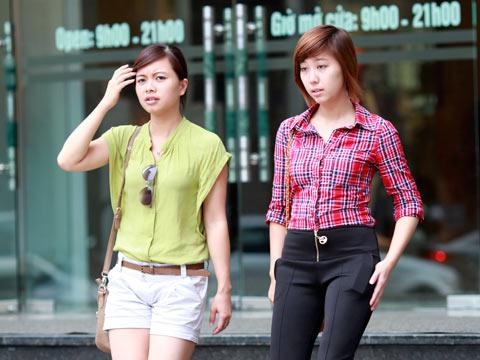 Bạn trẻ Hà Nội trong tiết chuyển mùa - 9