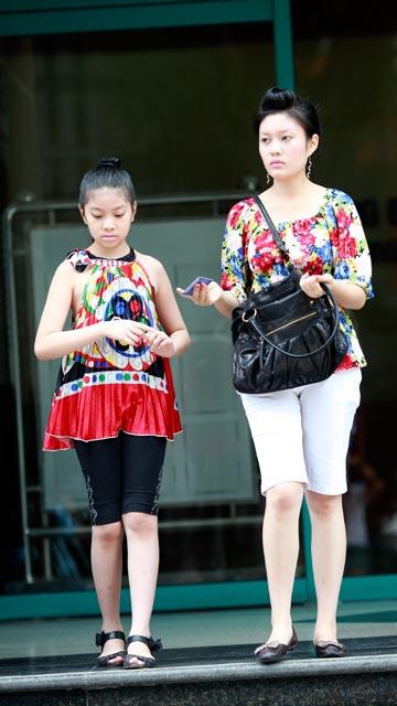 Bạn trẻ Hà Nội trong tiết chuyển mùa - 6
