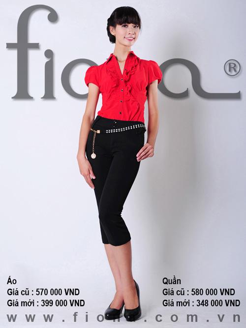 15 ngày giảm giá duy nhất với thời trang Fiona - 5