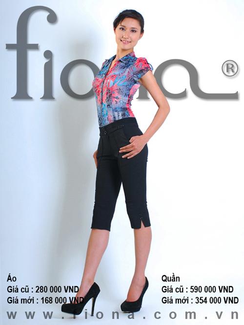 15 ngày giảm giá duy nhất với thời trang Fiona - 7