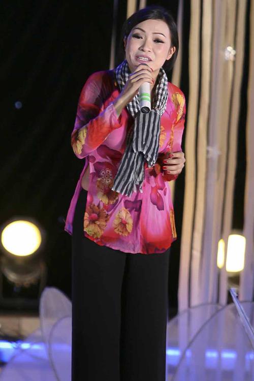 Chấm điểm sao Việt xấu đẹp với áo bà ba - 10