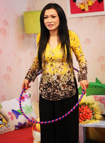 Chấm điểm sao Việt xấu đẹp với áo bà ba - 8