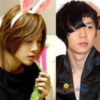 Những kiểu tóc kỳ dị của sao Hàn