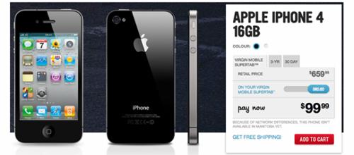 Đua nhau giảm giá iPhone 4 - 1