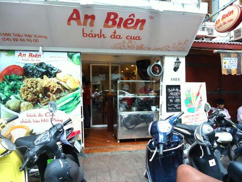 Tươi ngon Bánh đa cua Hải Phòng tại Hà Nội - 1
