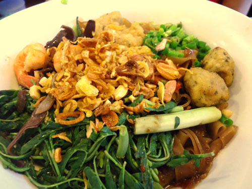 Tươi ngon Bánh đa cua Hải Phòng tại Hà Nội - 5