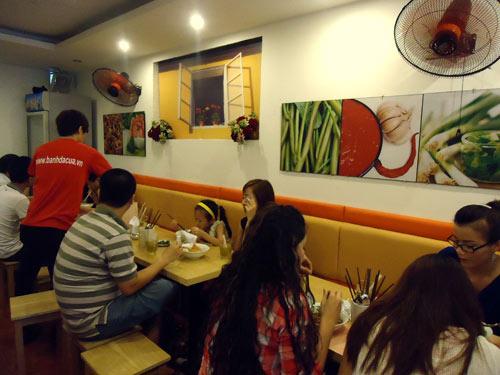 Tươi ngon Bánh đa cua Hải Phòng tại Hà Nội - 2