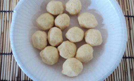 Thơm thơm chè bột báng lá dứa - 5