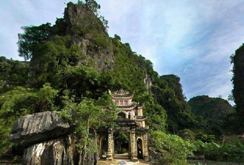 Kỳ bí những động chùa trên núi đá Hoa Lư - 4
