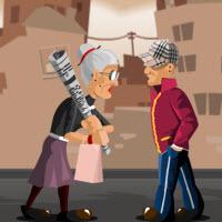 Game hay tháng 8 - Kẻ cắp gặp bà già (P4)